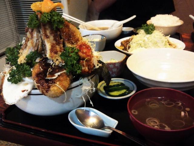 昼食 in いわき