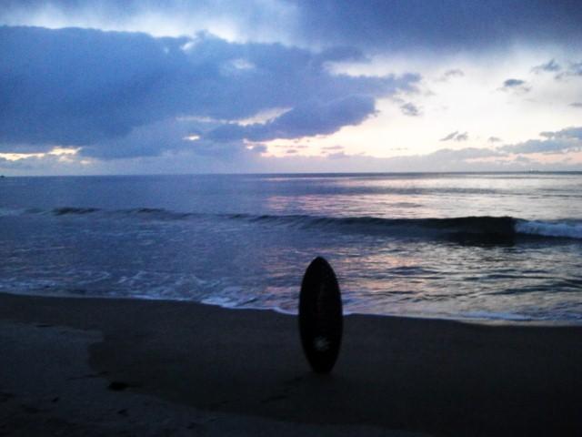 海行って、んでまた海行って。