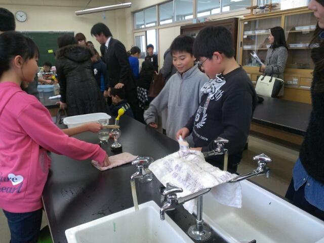 12月12日 小学校授業参観